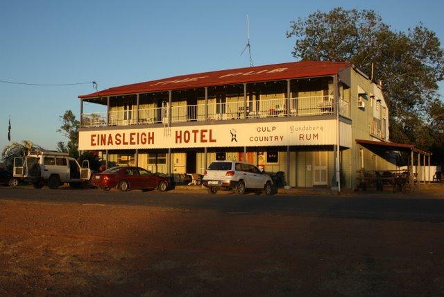 The Einasleigh Pub. An Icon