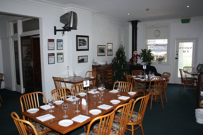 A Tidy Dining Room