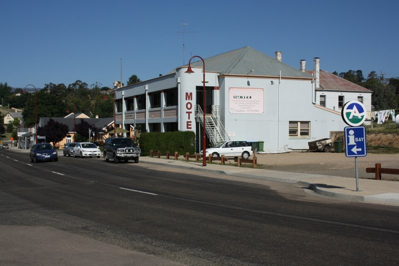 Street view of the pub