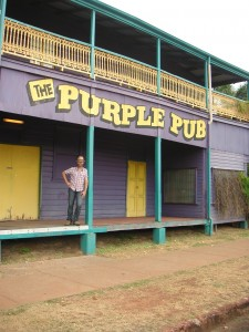 purple pub normanton